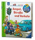Ravensburger junior Kinderbuch Ampel, Straße, Verkehr