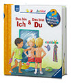 Ravensburger junior Kinderbuch Das bin Ich & Das bist du