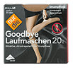 nur die Goodbye Laufmaschen Strumpfhose 20 DEN