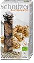 Schnitzer glutenfreie Bio Cookies Mürbgebäck mit Zartbitterschokolade