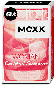Mexx Woman Cocktail Summer EdT