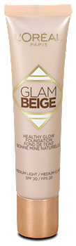 L'Oréal Glam Beige Healthy Glow Foundation