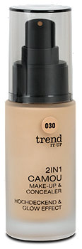 trend IT UP 2in1 Camou Make-up und Concealer