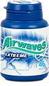 Airwaves Extreme Menthol & Eucalyptus Bottle Kaugummi