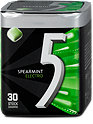 5 Gum Kaugummi Electro Spearmint Dose