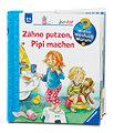 Ravensburger junior Kinderbuch Zähne putzen, Pipi machen
