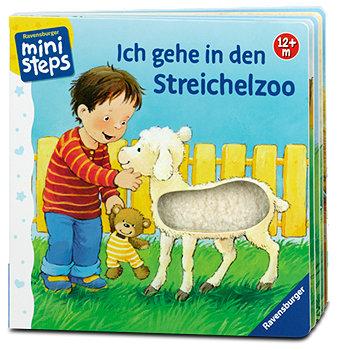 Ravensburger ministeps Kinderbuch Streichelzoo