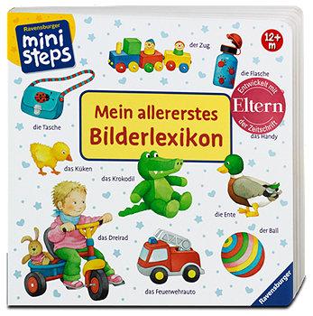 Ravensburger ministeps Kinderbuch Mein allererstes Bilderlexikon