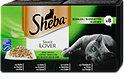 Sheba Sauce Lover Katzenfutter Feine Vielfalt
