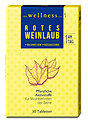 the wellness co. Rotes Weinlaub + Buchweizen + Rosskastanie Tabletten