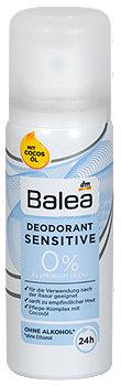 Balea Deodorant Sensitive Care