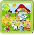 Haba Magnet-Spielbox Bauernhof