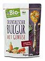 dmBio Orientalischer Bulgur mit Gemüse
