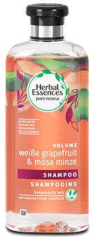 Herbal Essences Volume Shampoo Weiße Grapefruit & Mosa Minze