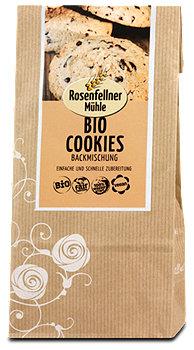 Rosenfellner Mühle Backmischung Bio Cookies