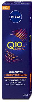 Nivea Q10 plus C Anti-Falten Nachtpflege