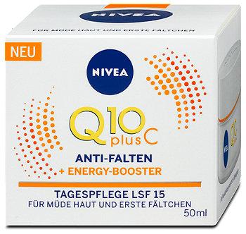 Nivea Q10plus C Anti-Falten Tagespflege
