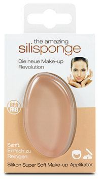 silisponge Silikon Make-up Apllikator