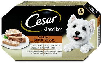 Cesar Klassiker Hundefutter Selektion