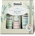 Balea Spa Set Milk & Coconut