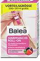 Balea Warmwachs Roll-On Vorteilsgröße