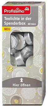 Profissimo Teelichter in der Spenderbox