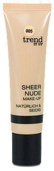 trend IT UP Sheer Nude Make-up