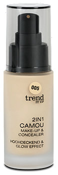 trend IT UP 2in1 Camou Make-up und Concealer