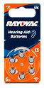 Rayovac Hörgerätebatterien 13
