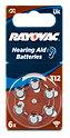 Rayovac Hörgerätebatterien 312