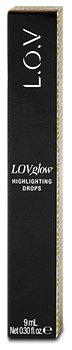 L.O.V LOVglow Highlighter-Fluid