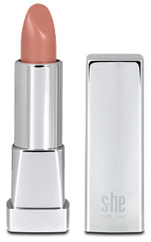 s.he stylezone Lippenstift perfect nude