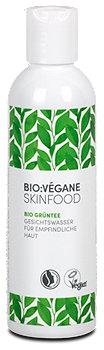 Bio:Végane Skinfood Gesichtswasser Bio Grüntee