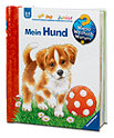 Ravensburger junior Kinderbuch Mein Hund