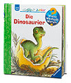 Ravensburger junior Kinderbuch Die Dinosaurier