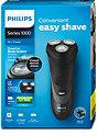 Philips Series 1000 Elektrischer Trockenrasierer easy shave