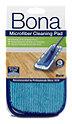 Bona Mikrofaser-Reinigungspad für Holzböden blau