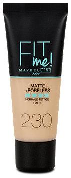 Maybelline Fit me Matte + Poreless Mattierendes Make-up