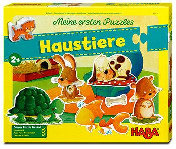 Haba Meine ersten Puzzles Haustiere