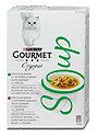 Gourmet Crystal Soup Huhn und Gemüse