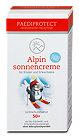 Paediprotect Alpinsonnencreme LSF50+