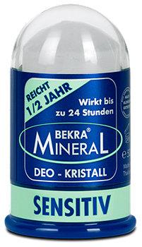 Bekra Mineral Deo-Kristall Stick sensitive