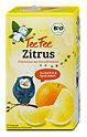 TeeFee Früchtetee mit Zitrus