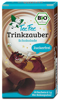 TeeFee Trinkzauber Schokolade