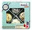 Balea Badekugeln 4er-Set mit winterlichem Duft