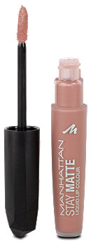 Manhattan Stay Matt Liquid Lip Colour Lipgloss