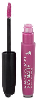 Manhattan Stay Matt Liquid Lip Colour Lipgloss