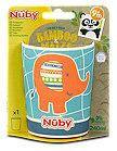 Nüby Trinkbecher aus Mais und Bambus sort.