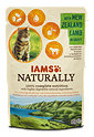Iams Naturally Nassfutter mit Lamm