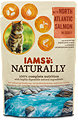 Iams Naturally Nassfutter mit Lachs